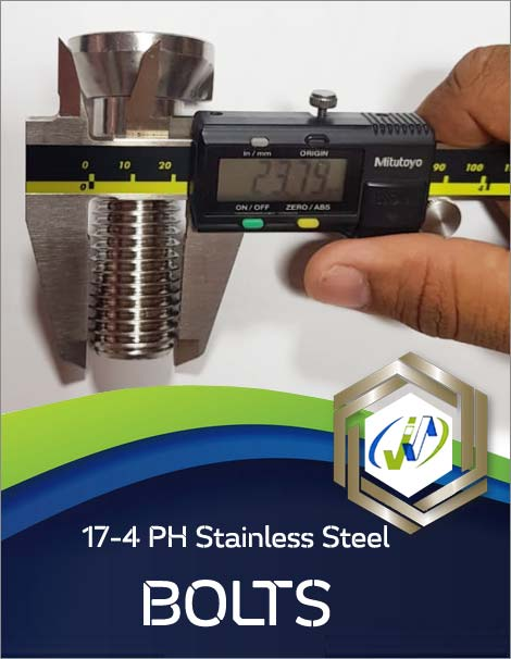 17-4 PH Stainless Steel Bolts