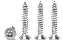 316 Stainless Steel Screws