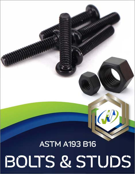 Types of ASTM A193 Grade B16 Bolts