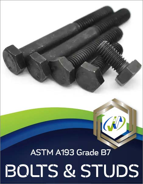 Types of ASTM A193 Grade B7 Bolts