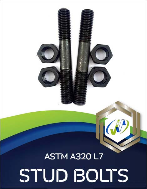 Types of ASTM A320 L7 Stud Bolts
