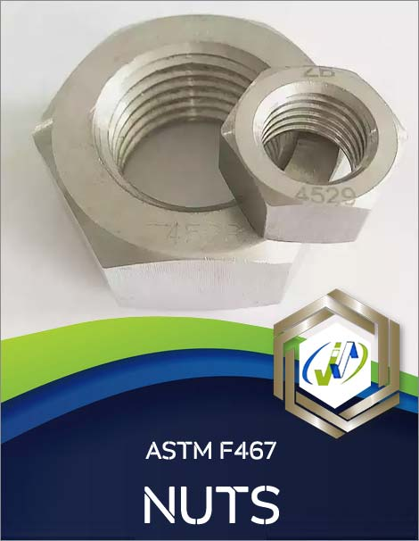 ASTM F467 Nuts