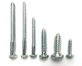 ASTM A193 gr b6 Coach Screw