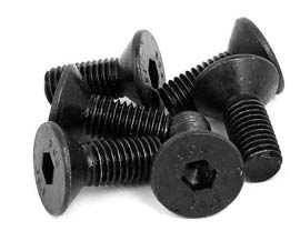 Alloy Steel ASTM A320 gr L7 Countersunk Screws