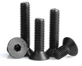 Grade B16 Alloy Steel Countersunk Bolts