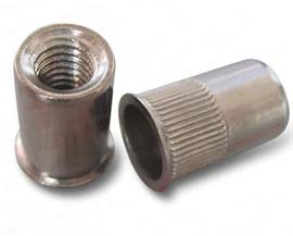 AISI 4140 A320 L7 Rivet Nuts