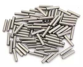 Stainless steel cylindrical dowel pin