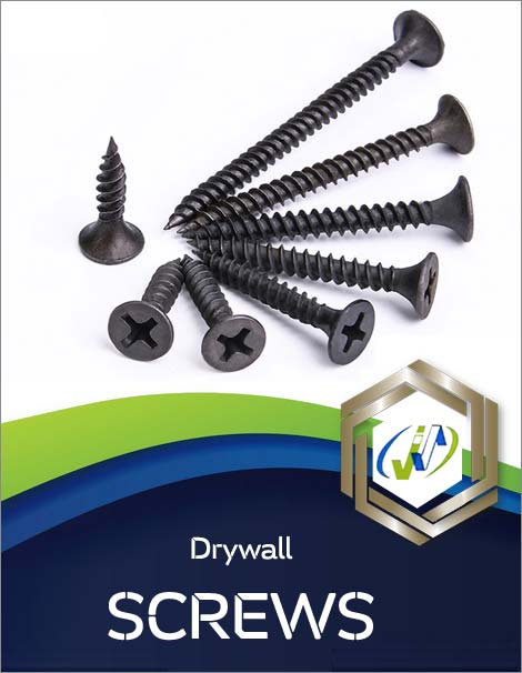 Types of Drywall Screw