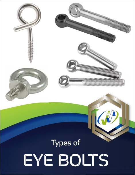 Types of Eye Bolts