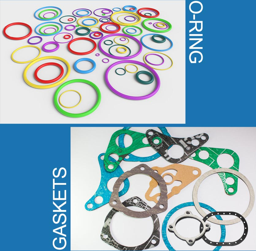 Gasket And O Ring