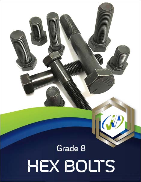 Grade 8 Hex Bolts