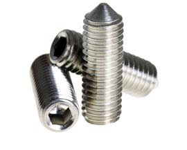 ASTM A193 B6 Stainless Steel Grub Screw