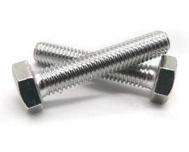 Alloy 625 Hex Bolts