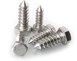 AISI 410 UNS S41000 Hex Head Lag Screw