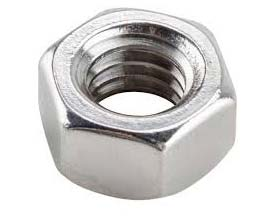 AISI 410 Hex Nuts