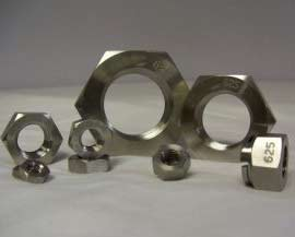 Inconel 625 Nuts