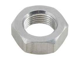 410 Stainless Steel Jam Nuts