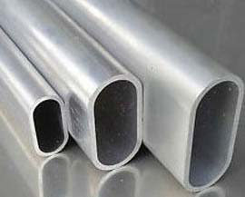 ASTM A312 Gr Tp316L Oval Pipe