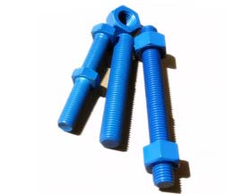 PTFE Coated Bolts and Nuts