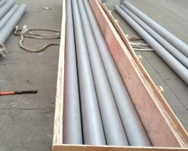 Cold Drawn SA 249 TP316L Seamless Pipe