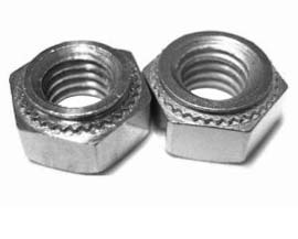 316 Stainless Steel Hex Self Clinch Nut
