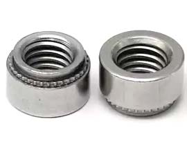 A193 Grade B8 Class 2 Pem Self Clinching Nuts