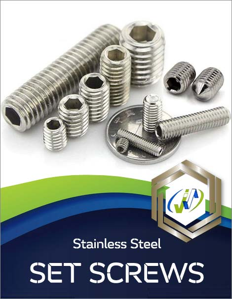 SS Set Screws
