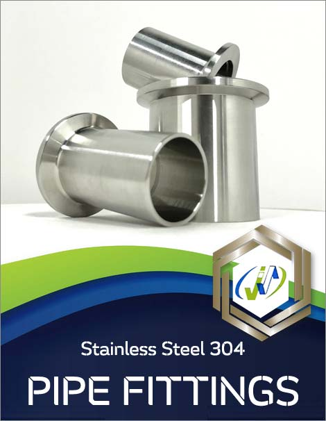 Types of Stainless Steel 304 Pipe Fittings