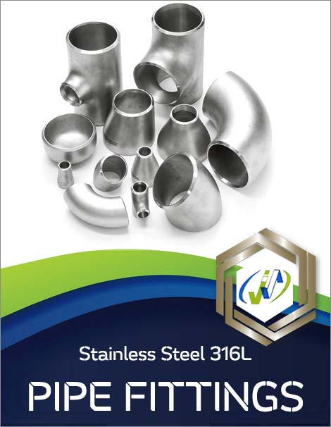 Types of 316L Stainless Steel Pipe Fittings