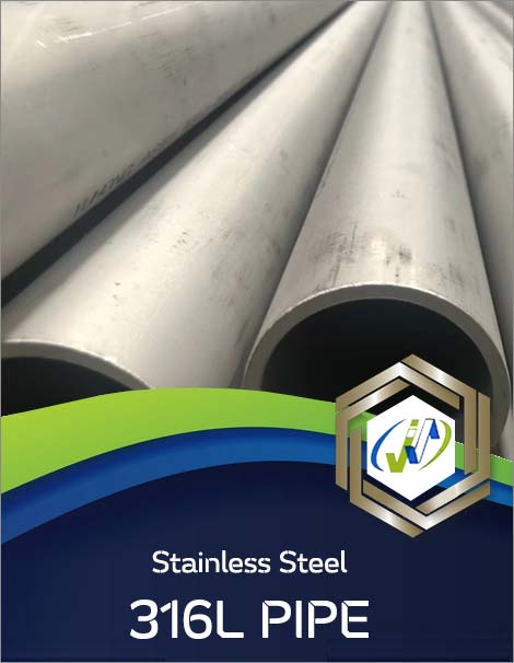 Stainless Steel 316L Pipe supplier
