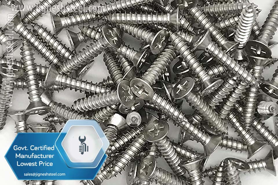 Stainless Steel Drywall Screw