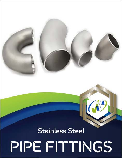 Types of Stainless Steel Pipe Fittings