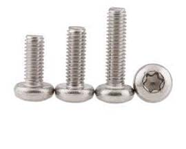 Metric Round Head Machine Screw
