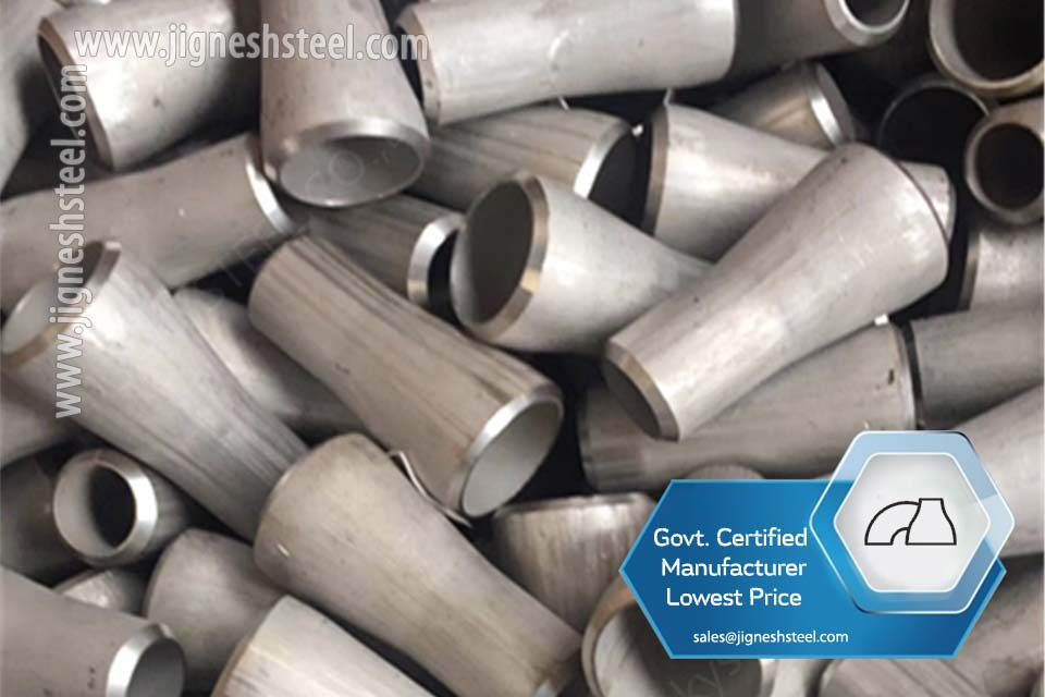 Stainless Steel Reducer Fittings