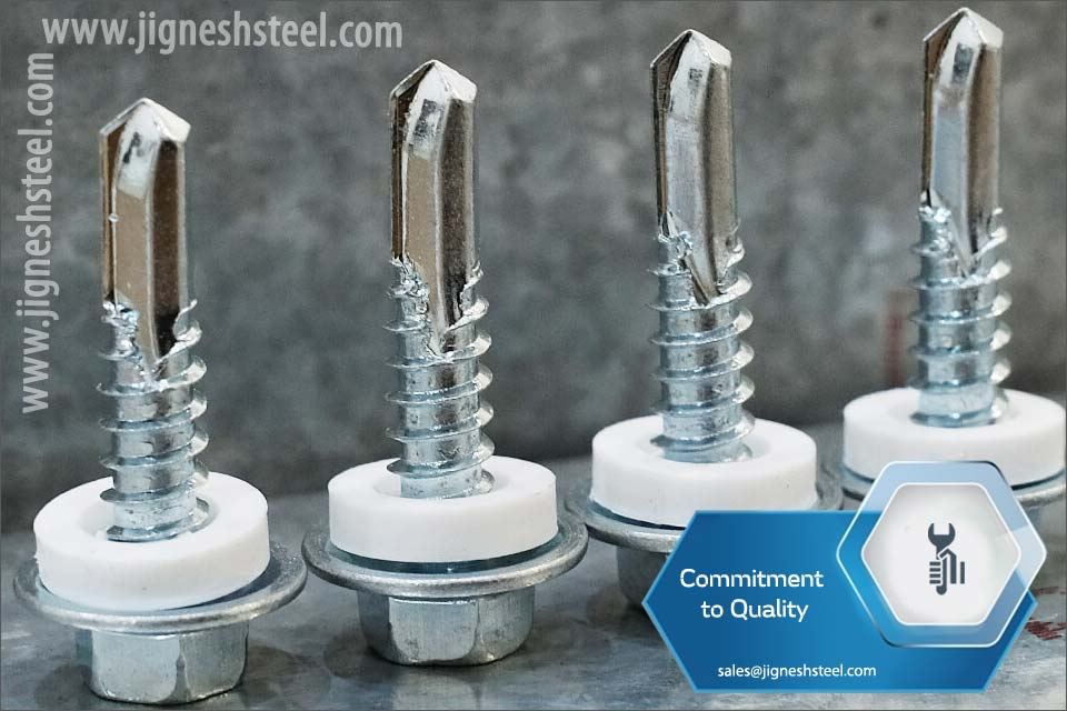Stainless Steel Roofing Sheet Screws