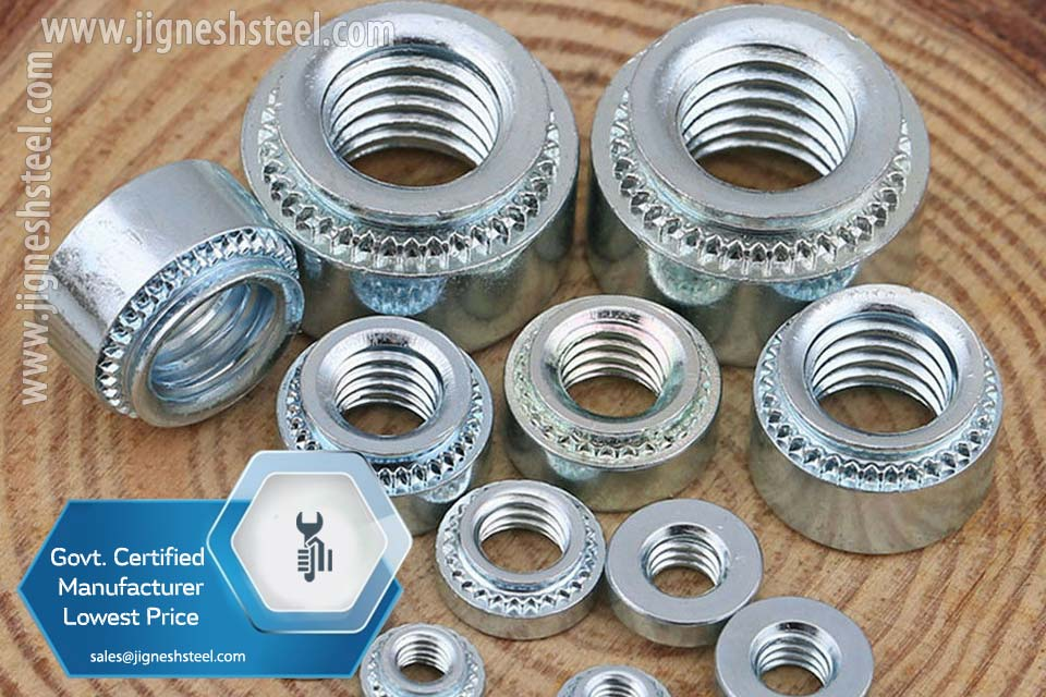 Stainless Steel Self Clinching Nuts