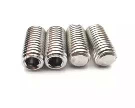 Stainless Steel Hex Socket Head Set Screws