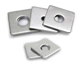 Type 410 Stainless Steel Square Plate Washer