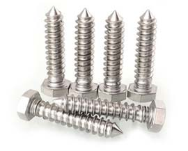 316 Stainless Steel Self Tapping Wood Screws